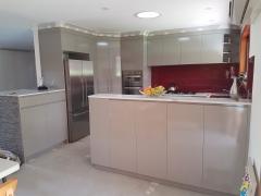 Brown Kitchen 2